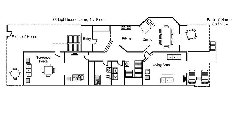 100 Lighthouse Home Floor Plans Lighthouse Bay